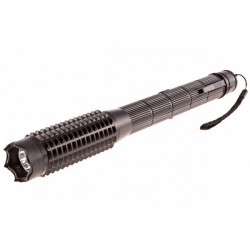 CHEETAH PUNISHER BATON FLASHLIGHT STUN GUN