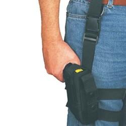 TASER® M26C Nylon Thigh Holster Left
