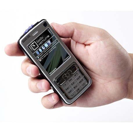 Guard Dog Hotline Cell Phone Stun Gun 3,600,000 Volts
