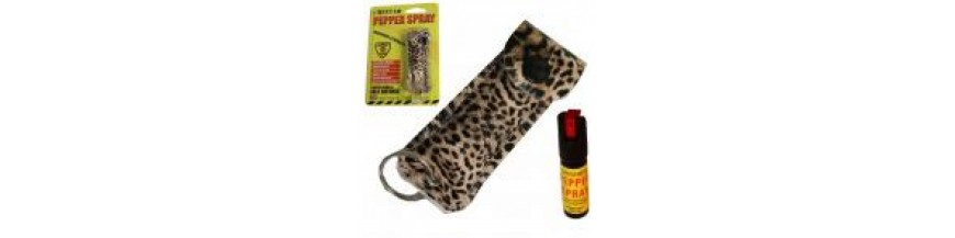 4oz Pepper Spray Non Lethal self defense